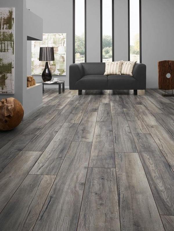 image19-1   30 идей темного деревянного пола в гостиной