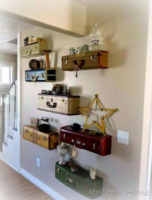 image2-32   Творческие идеи использования старых чемоданов