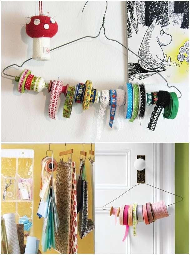 image2-60 | 5 нестандартных способов использовать вешалку для одежды