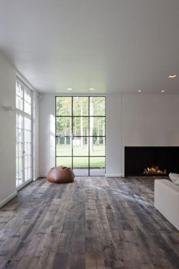 image25-1   30 идей темного деревянного пола в гостиной