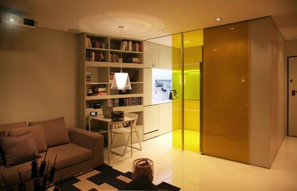image5-62   30 лучших идей дизайна небольших квартир