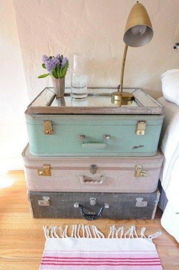 image6-32   Творческие идеи использования старых чемоданов