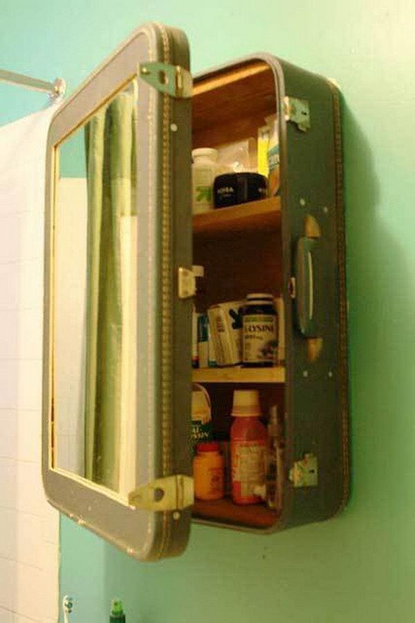 image8-31   Творческие идеи использования старых чемоданов