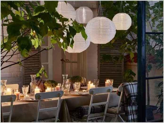 image1-12   10 способов украсить дом и сад бумажными фонариками