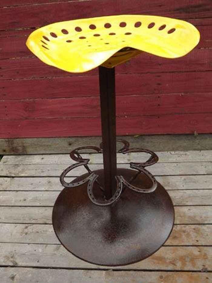 image10-30 | Барные стулья из автозапчастей в стиле лофт своими руками