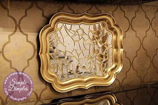 image11-25   Декор из разбитого зеркала