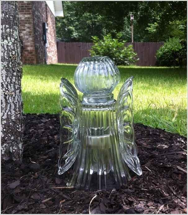 image12-1 | 15 идей нестандартного оформления садовых фонарей