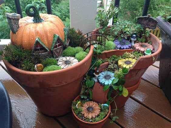 image12-26 | Очаровательные домики фей из тыквы