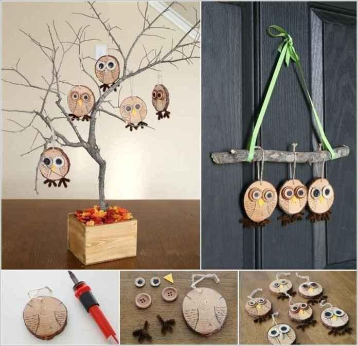 image13-4   15 проектов предметов декора из спилов дерева