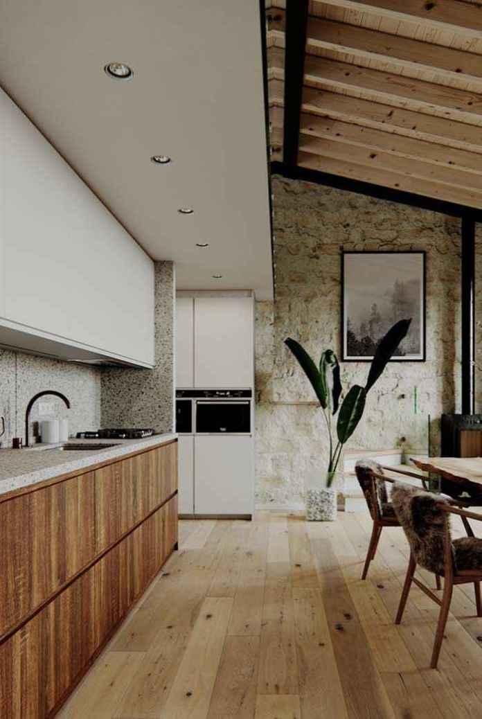 image17-6 | 30 примеров потолков из гипсокартона