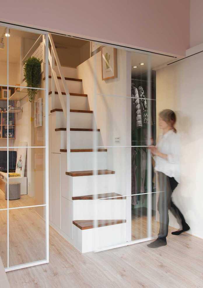 image23-17 | 25 межкомнатных стеклянных дверей в интерьере