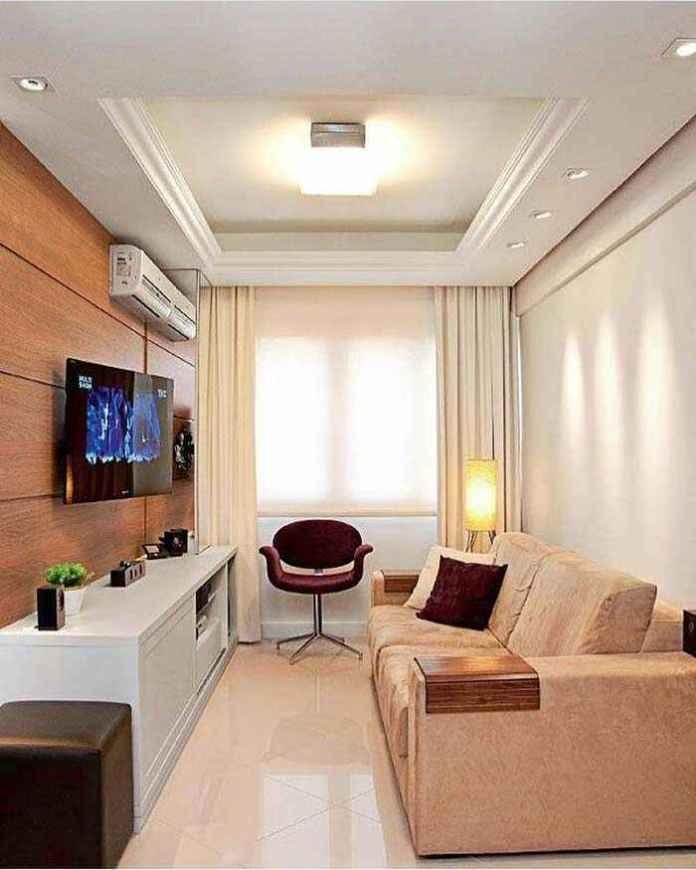 image27-7 | 25 идей дизайна маленькой гостиной