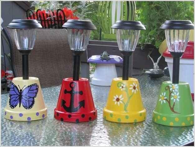 image5-3 | 15 идей нестандартного оформления садовых фонарей