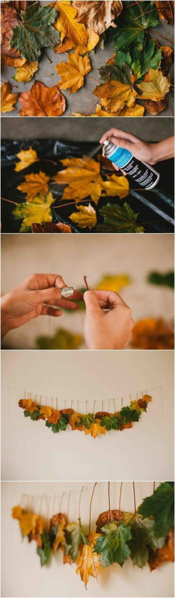 image5-73   Поделки из осенних листьев