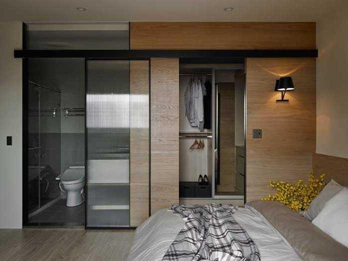 image5-81 | 25 межкомнатных стеклянных дверей в интерьере
