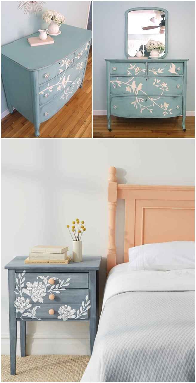 image7-15 | 10 способов украсить дом с переделанной мебелью