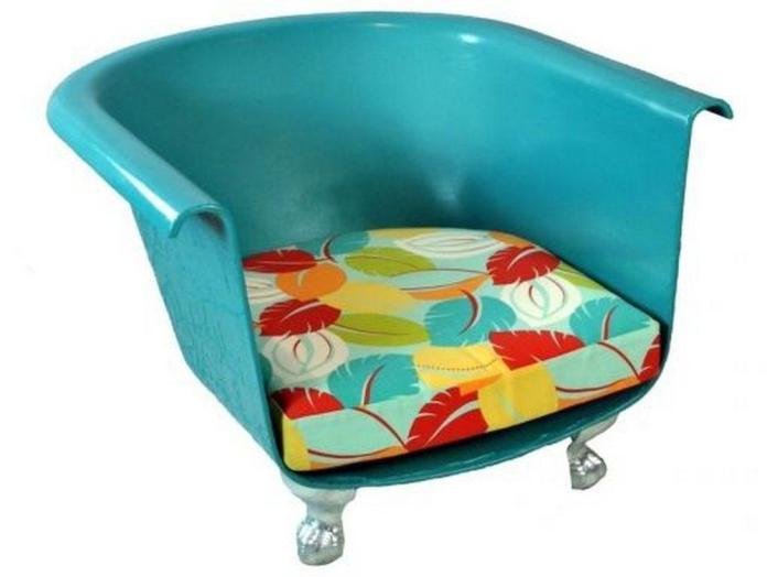 image7-29   Как сделать современное кресло из старой ванны
