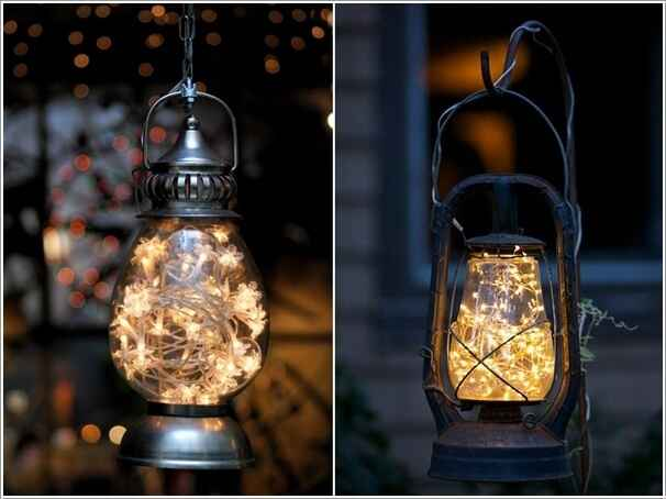 image8-3 | 15 идей нестандартного оформления садовых фонарей