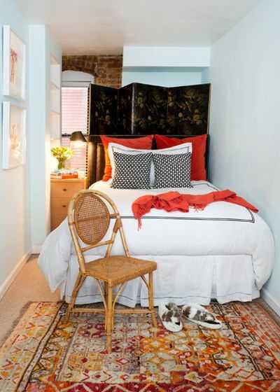 image1-29 | 10 маленьких спален, которые кажутся большими