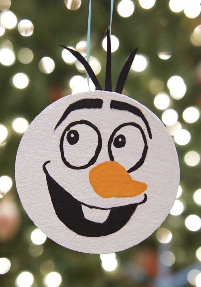 image10-29 | Новогодние и Рождественские украшения из компакт-дисков