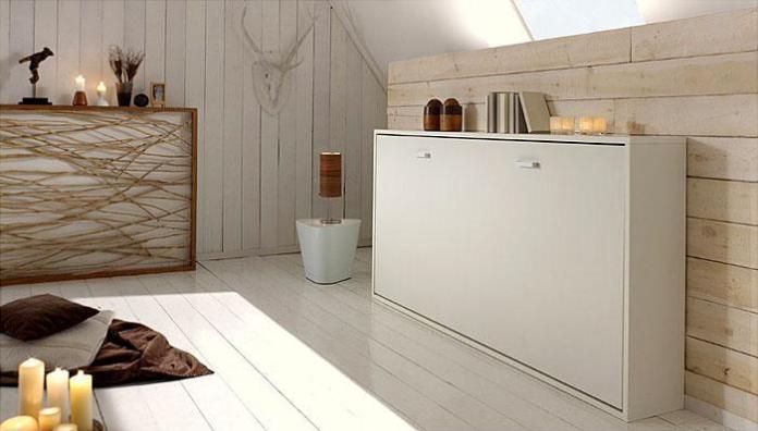image12-31 | Идеи которые помогут спрятать гостевую кровать