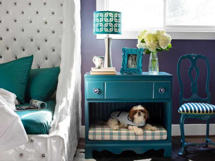 image12-9   Кровати для домашних животных из подручных материалов