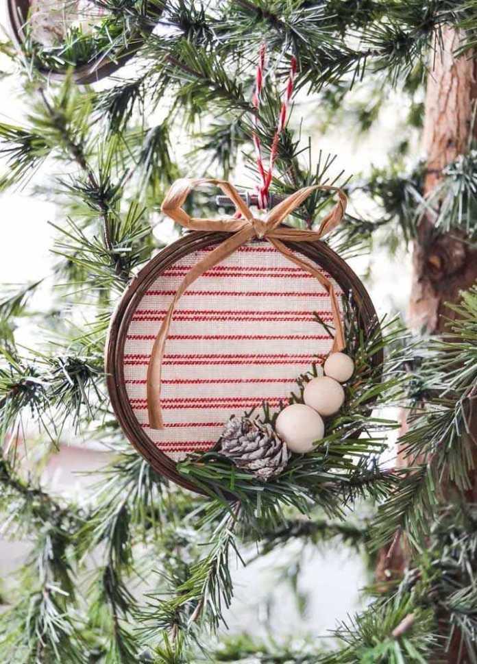 image13-17 | Новогодние и Рождественские украшения из компакт-дисков