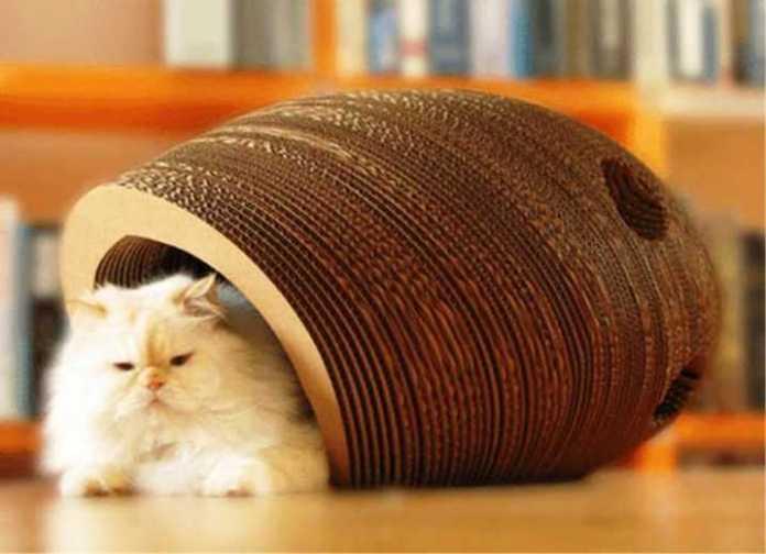 image14-10 | Мебель из картона — экологично и функционально