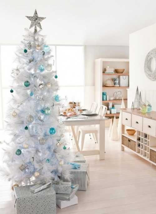image14-8 | Белые елки как часть декора