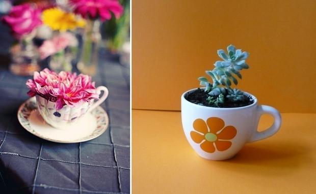image15-17 | Потрясающие идеи самоделок из чашек и чайников
