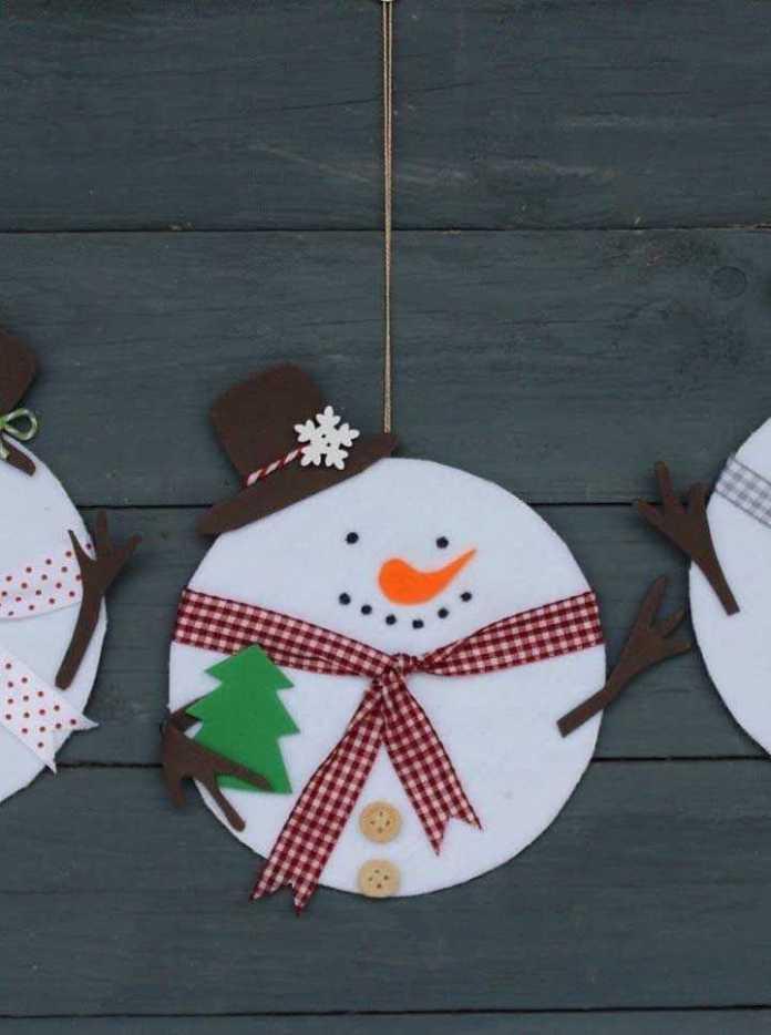 image15-9 | Новогодние и Рождественские украшения из компакт-дисков