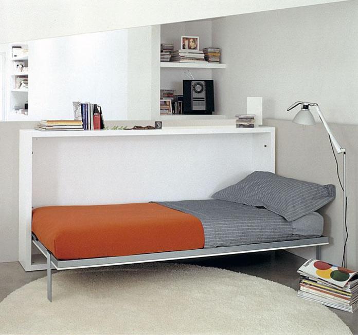 image18-14 | Идеи которые помогут спрятать гостевую кровать