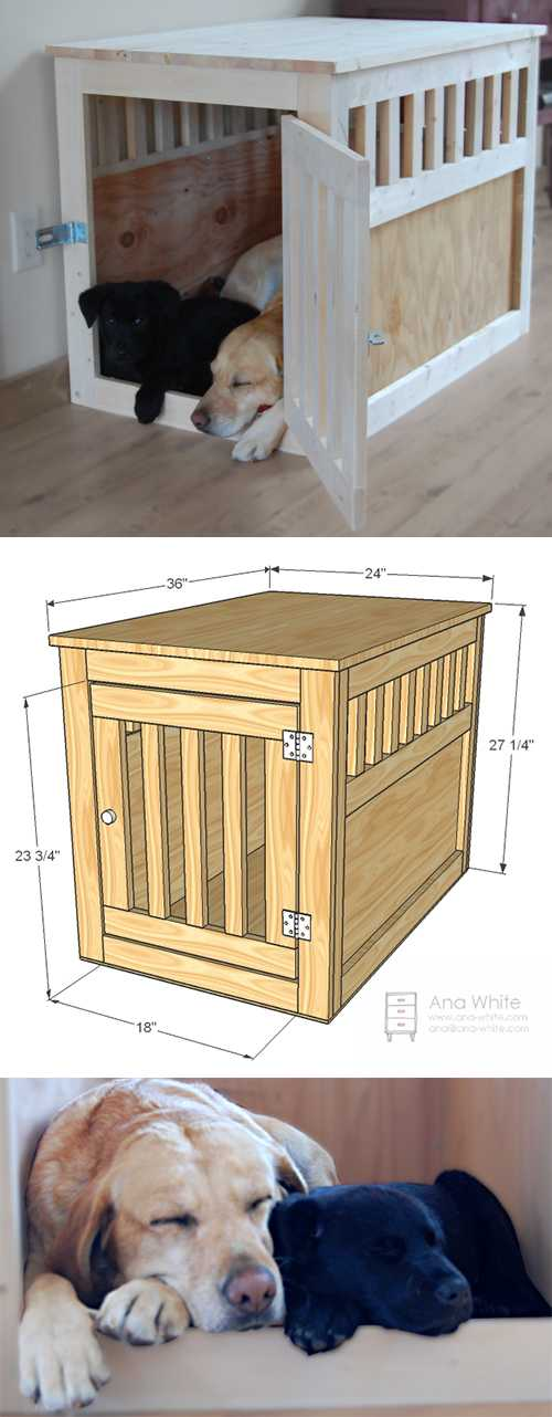 image2-16   Кровати для домашних животных из подручных материалов