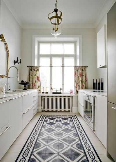 image2-17   9 примеров узких кухонь