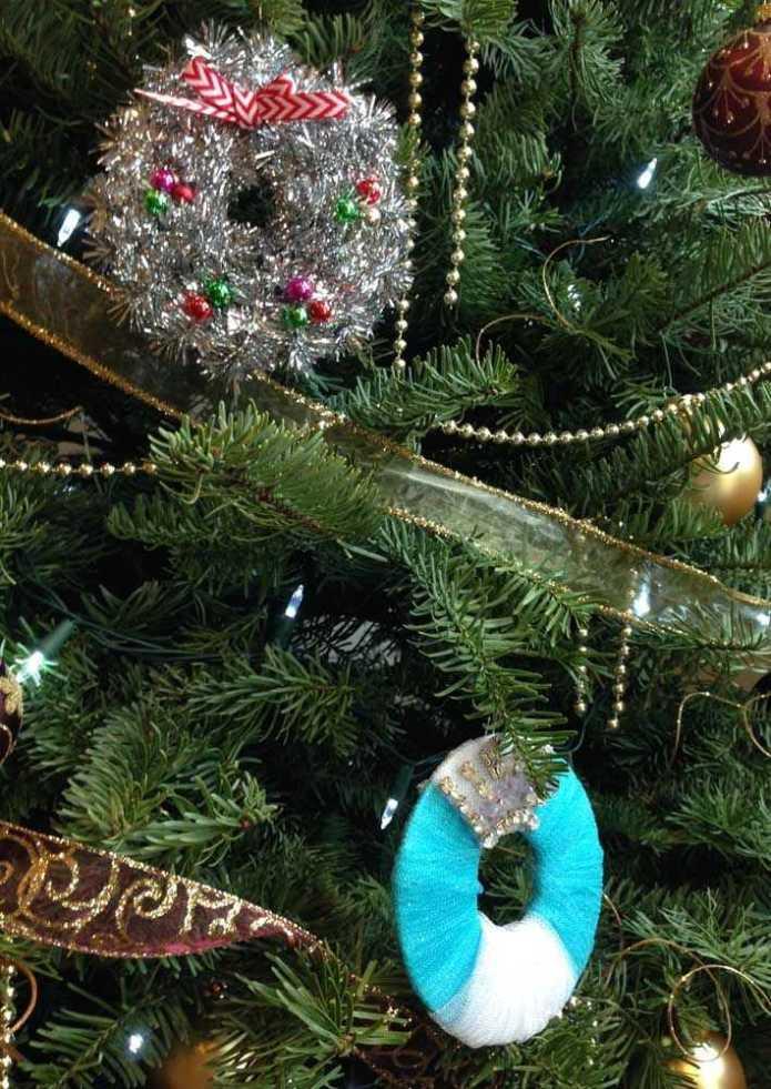 image20-5 | Новогодние и Рождественские украшения из компакт-дисков