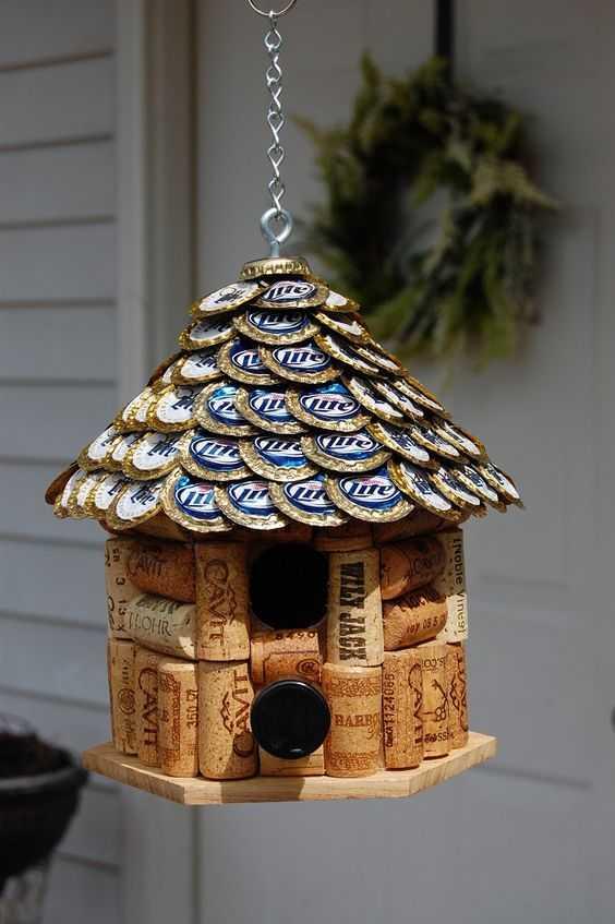 image4-22 | Удивительные домики для птиц которые можно сделать своими руками