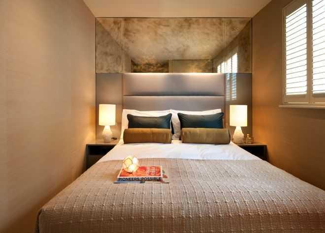 image4-26 | 10 маленьких спален, которые кажутся большими