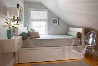 image5-27 | 10 маленьких спален, которые кажутся большими