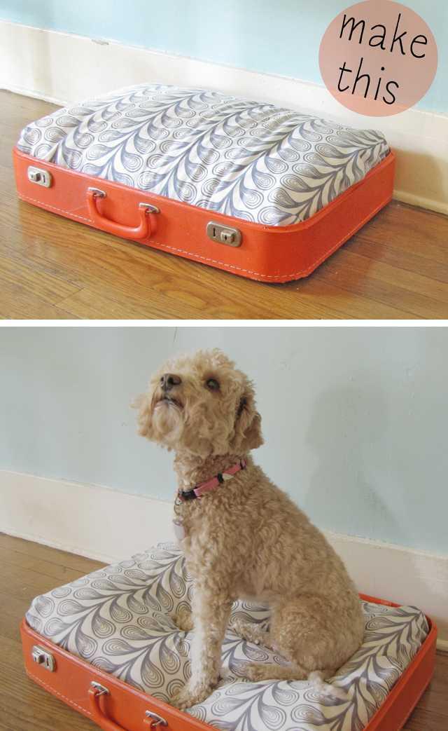 image7-16   Кровати для домашних животных из подручных материалов