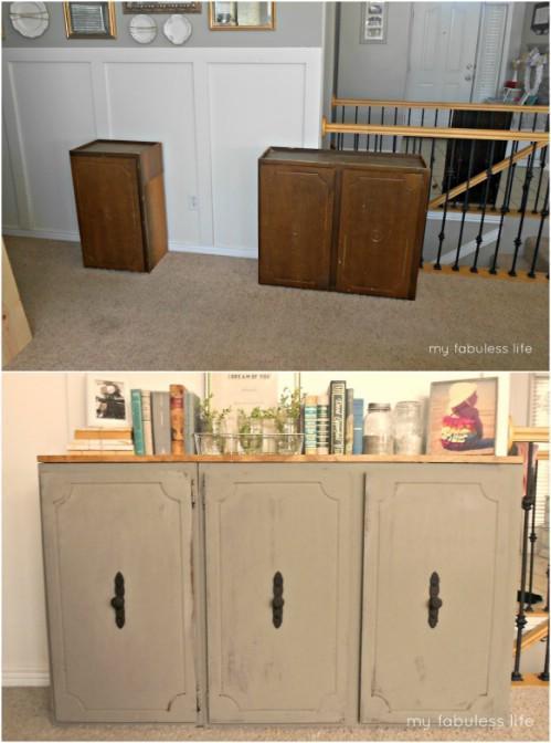 image8-52 | Что можно сделать из старой кухонной мебели