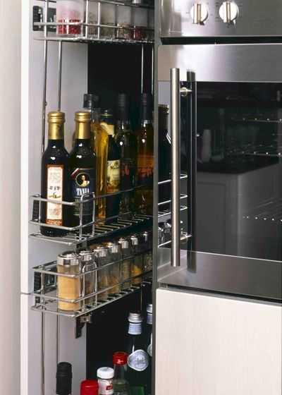 image9-10   Скрытые возможности хранения на кухне