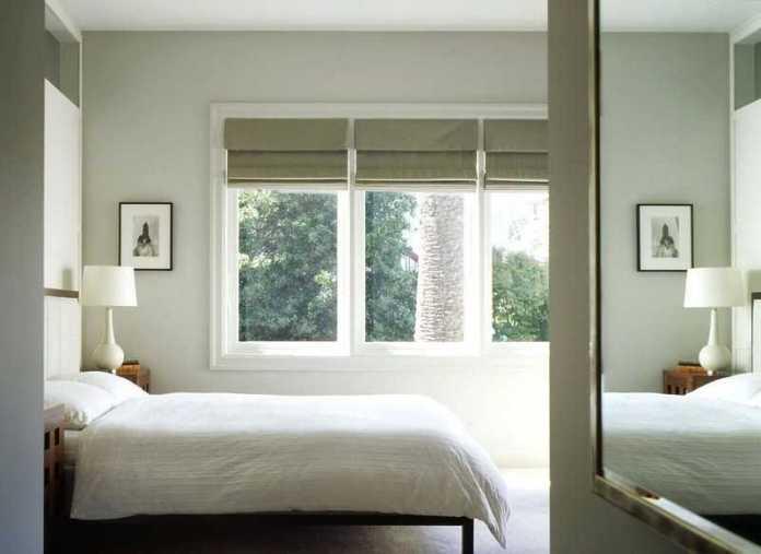 windows-in-bedroom | 10 маленьких спален, которые кажутся большими