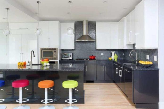 image1-6 | Идеи двухцветных шкафов для кухни