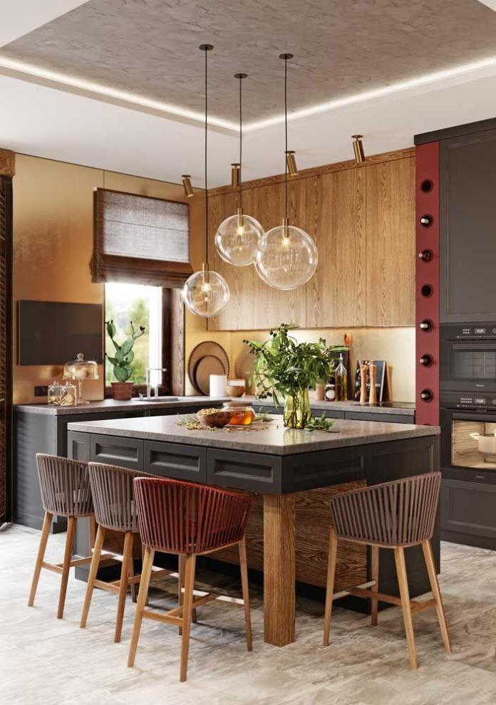 image15-3   Роскошные кухни для вдохновения