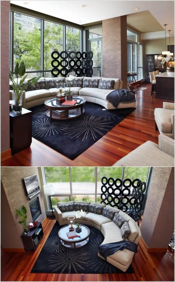 image2-20 | Как правильно обустроить гостиную с изогнутым диваном