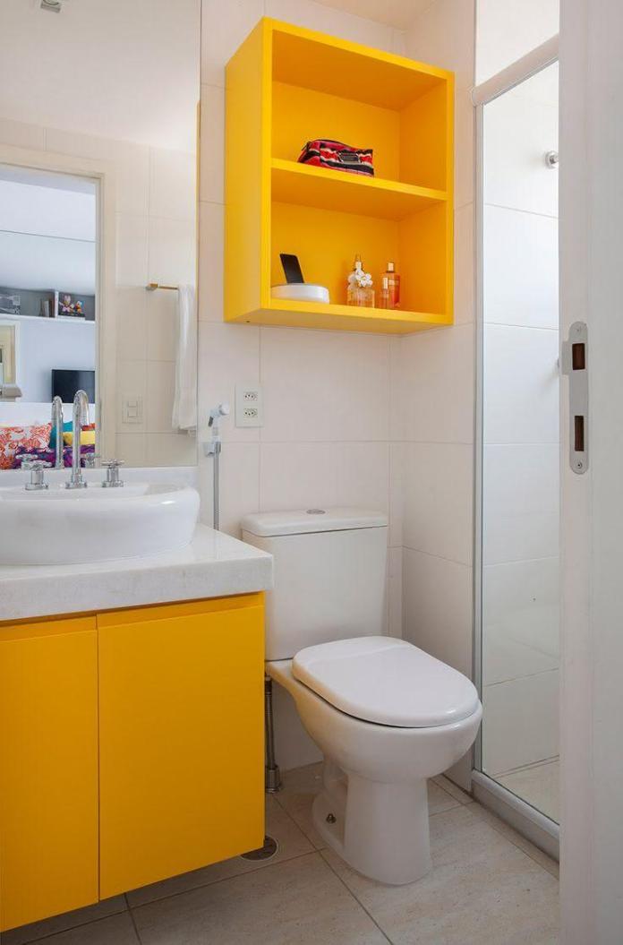 image23-6 | 30 идей дизайна маленьких ванных комнат
