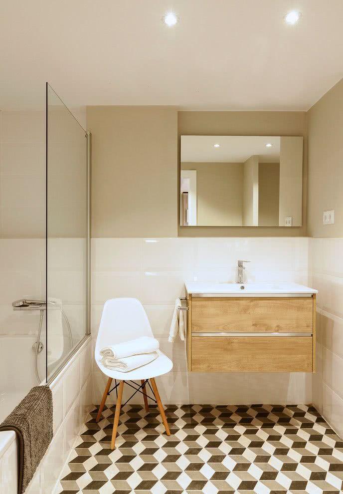 image28-4 | 30 идей дизайна маленьких ванных комнат
