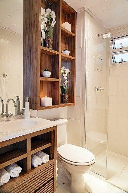 image29-4 | 30 идей дизайна маленьких ванных комнат