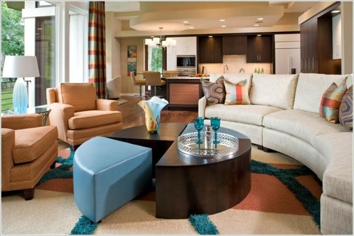 image4-20 | Как правильно обустроить гостиную с изогнутым диваном