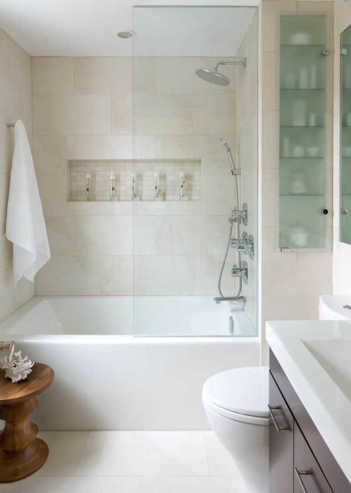image10-9   Вдохновляющие идеи для маленьких ванных комнат